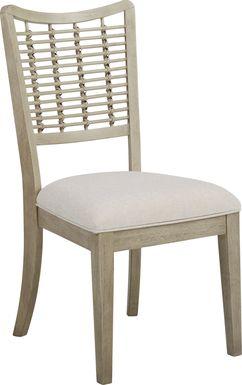 Coastline Drive Gray Dining Chair