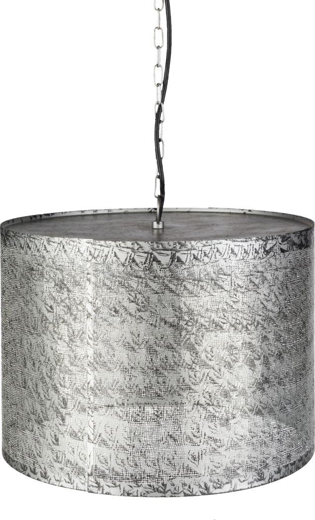 Coates Cay Silver Pendant