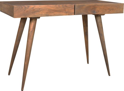 Coatsville Brown Desk