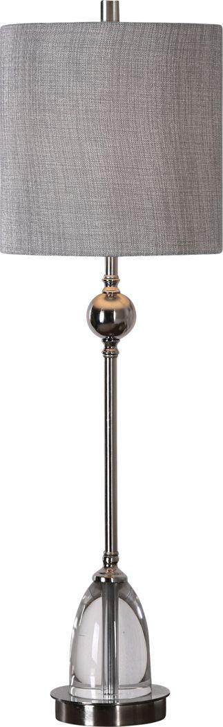 Coconino Silver Lamp