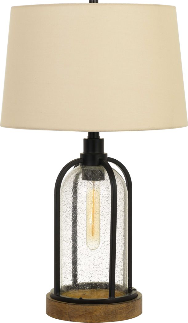 Coley Brown Lamp