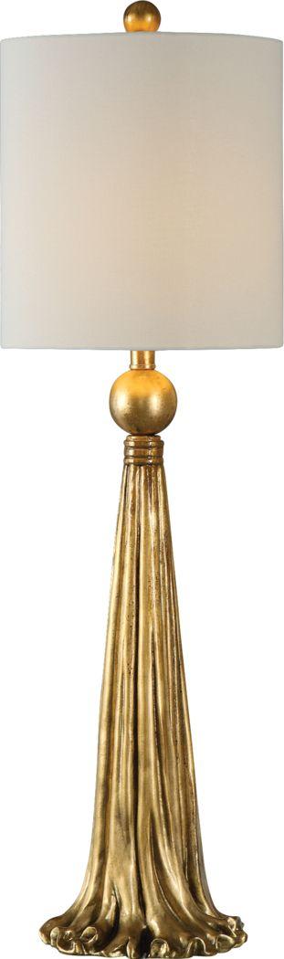 Collingwood Gold Lamp