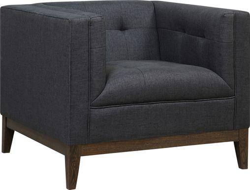 Colten Gray Accent Chair