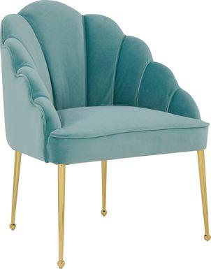 Concha Lagoon Accent Chair