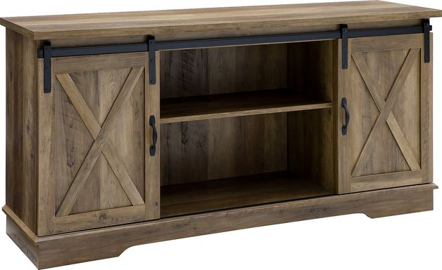 Coneflower Brown 58 in. Console