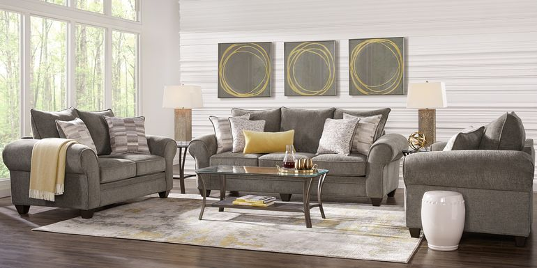 Cordelia Brown 2 Pc Living Room
