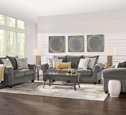 Cordelia Gray 2 Pc Living Room
