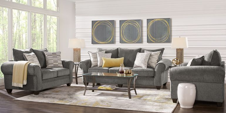 Cordelia Gray 2 Pc Living Room
