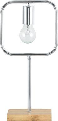 Cordyline Silver Lamp