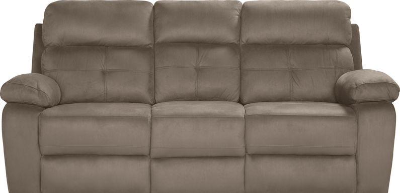 Corinne Stone Reclining Sofa