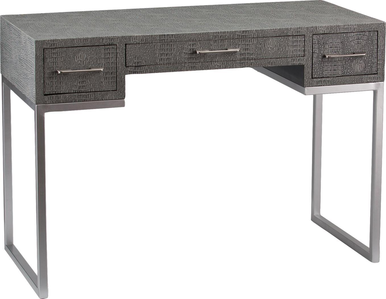 Corlett Gray Desk