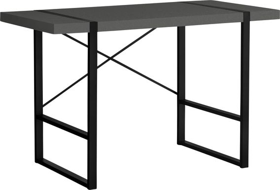 Corryville Charcoal Desk