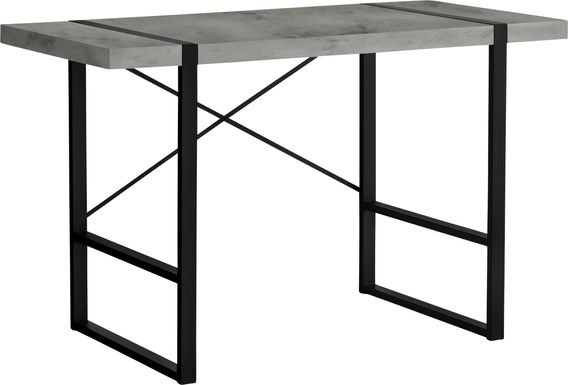 Corryville Gray Desk