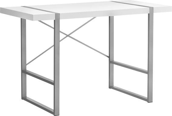 Corryville White Desk