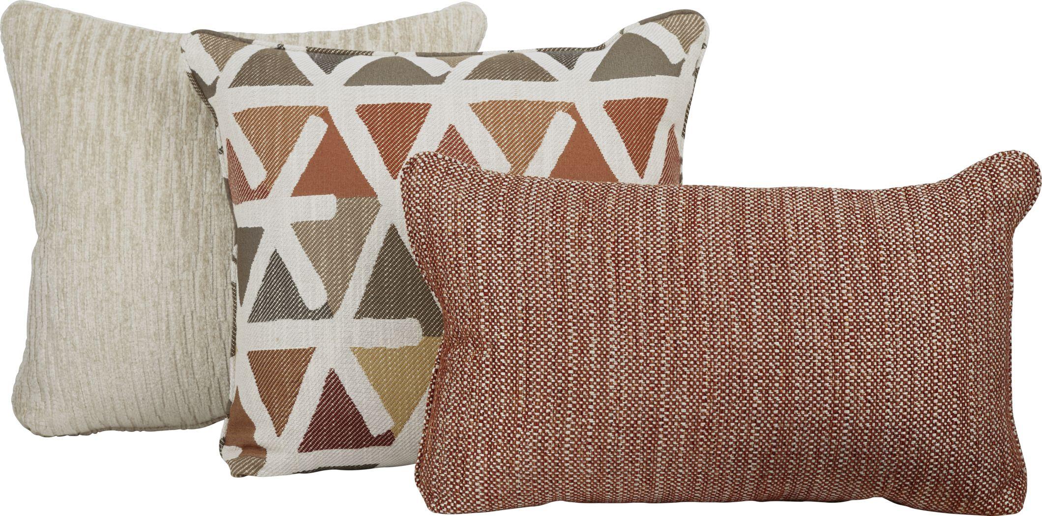 Cortex Sienna 6 Pc Pillow Package