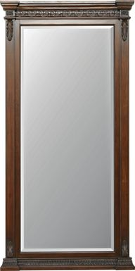 Cortinella Cherry Floor Mirror