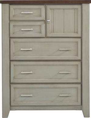 Country Grove Gray Chest