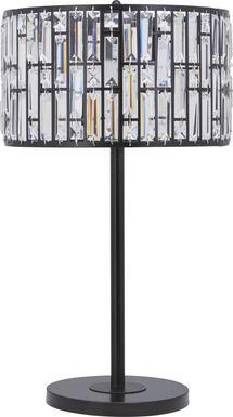 Courances Bronze Lamp