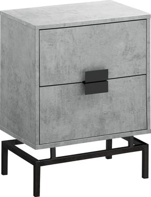 Cove Points Black Accent Table