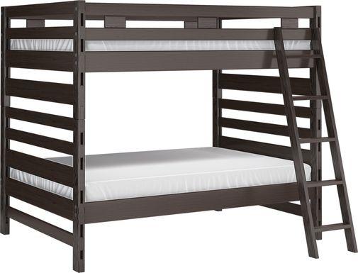 Creekside Charcoal Full/Full Bunk Bed