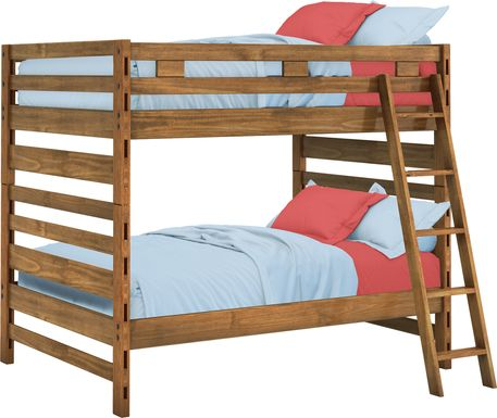 Creekside Chestnut Full/Full Bunk Bed