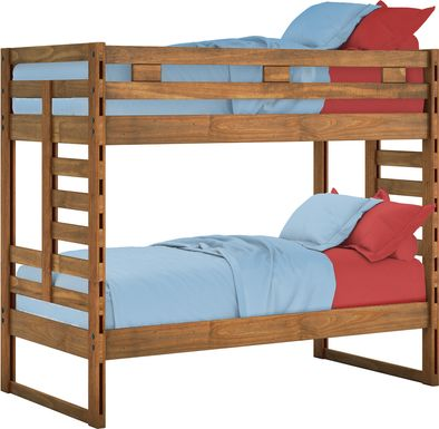 Creekside Chestnut Twin/Twin Bunk Bed