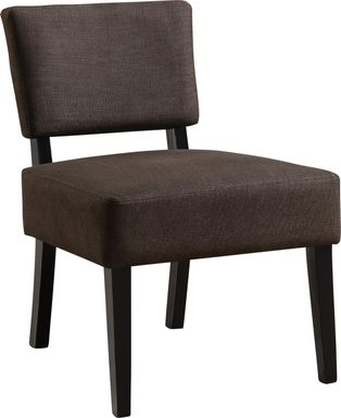 Crestover Brown Accent Chair
