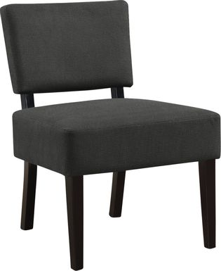 Crestover Charcoal Accent Chair