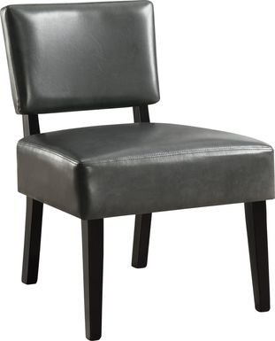 Crestover Slate Accent Chair