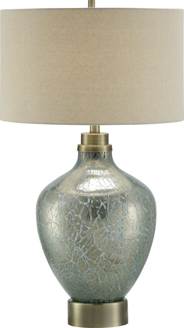 Cridelle Blue Lamp