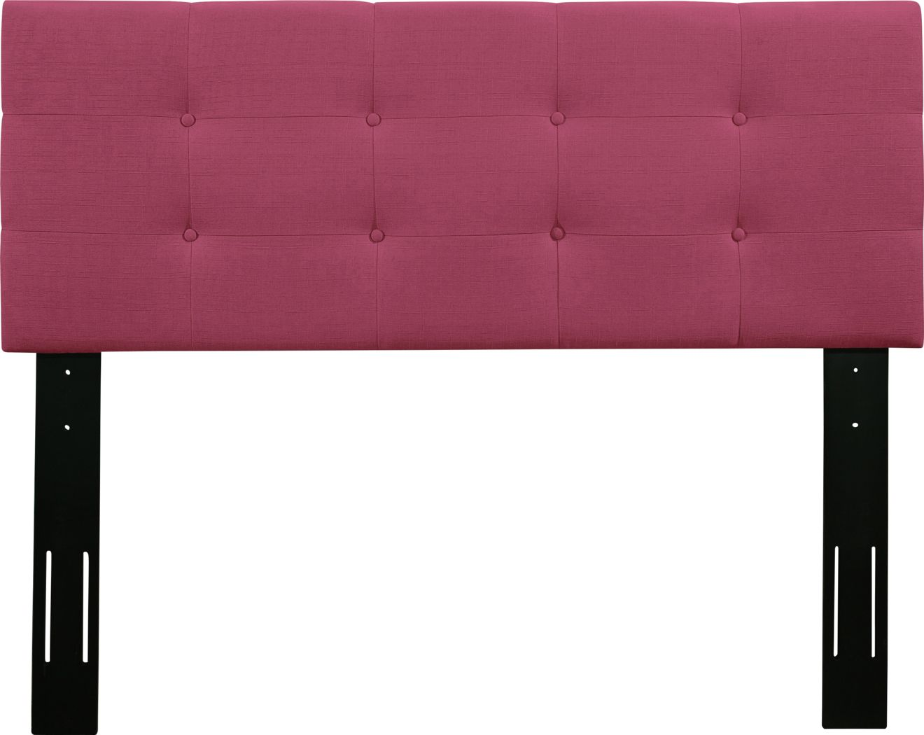 Criswell Pink Twin Upholstery Headborad