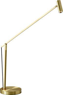 Crowson Gold Lamp