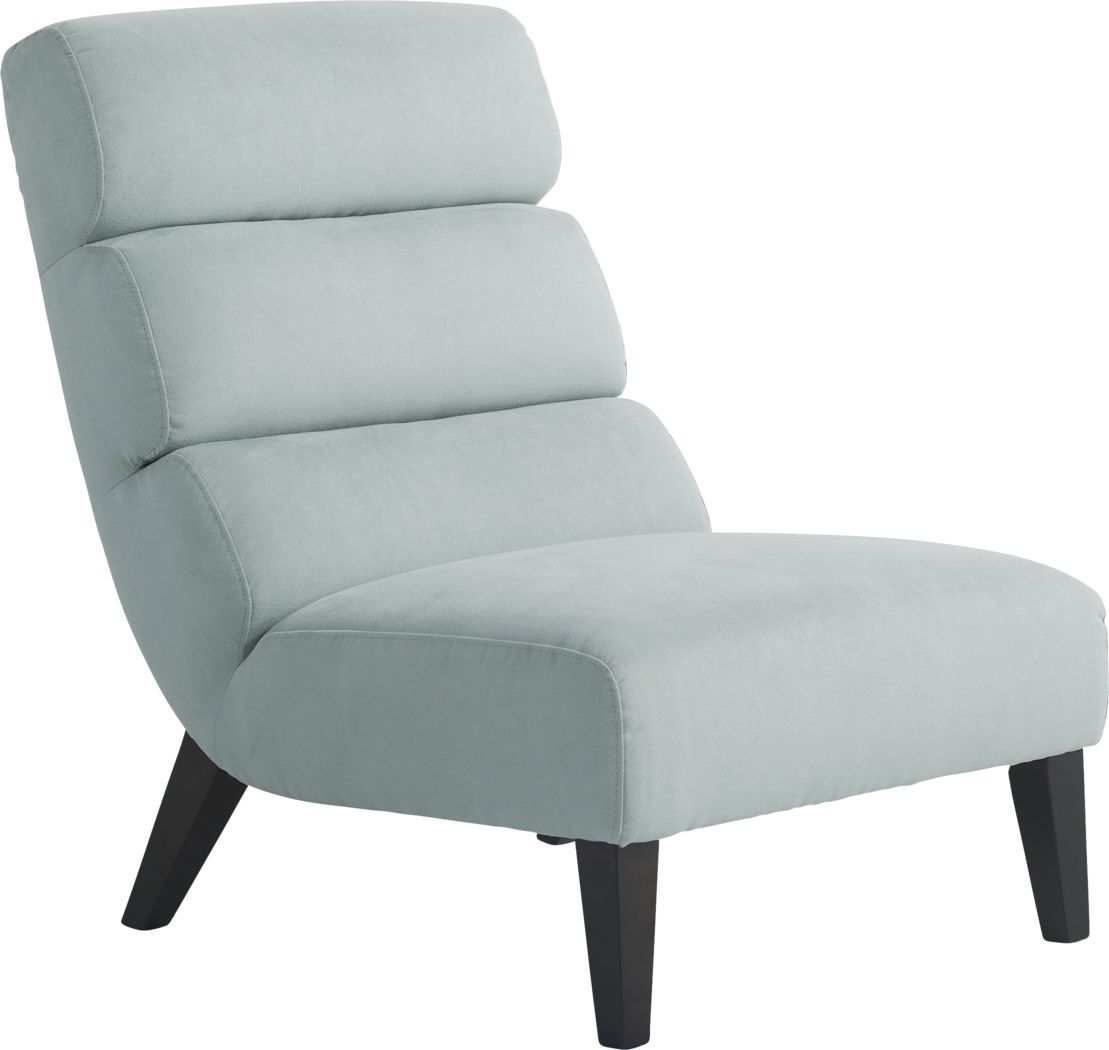 Cybella Aqua Accent Chair