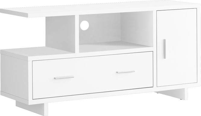 Dahlgreen White 48 in. Console