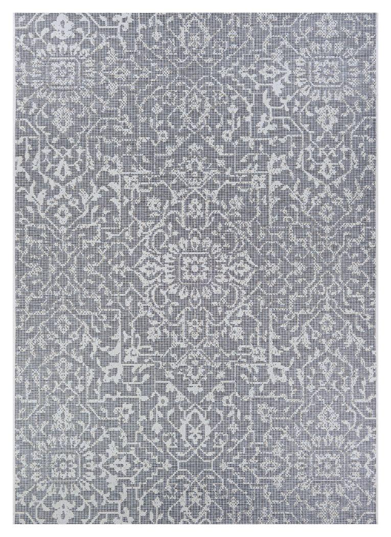 Dalmally Gray 5'10 x 9'2 Indoor/Outdoor Rug