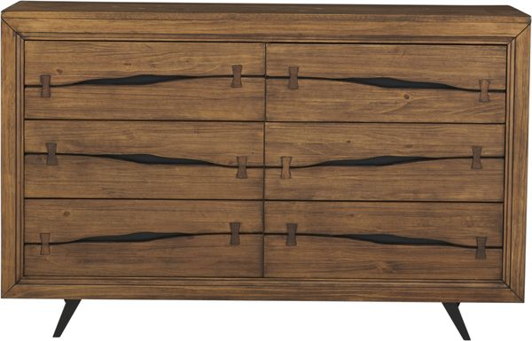 Dana Point Brown Dresser