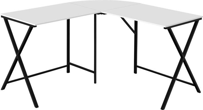Danalyn White Desk
