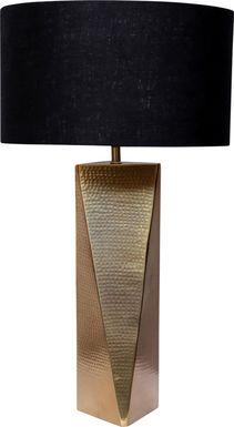 Danecroft Gold Table Lamp