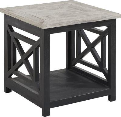 Danusa Black End Table