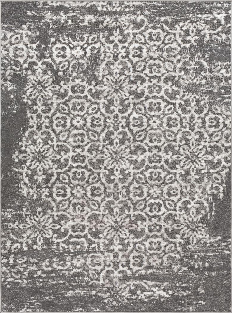 Daralice Gray 5'3 x 7'3 Rug