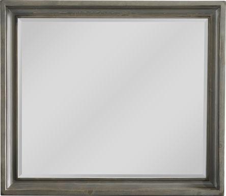 Darby Brook Dark Gray Mirror