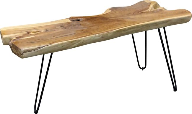 Darbytown Natural Cocktail Table