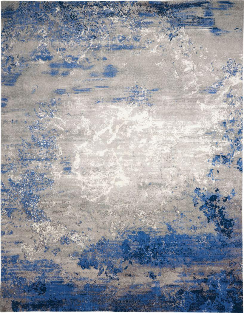 Darena Blue 9'9 x 13'9 Rug
