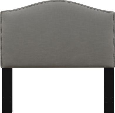 Dariana Gray Full/Queen Upholstered Headboard