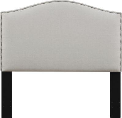 Dariana Linen Full/Queen Upholstered Headboard