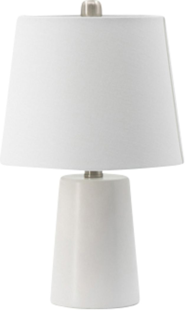 Dario Place White Lamp