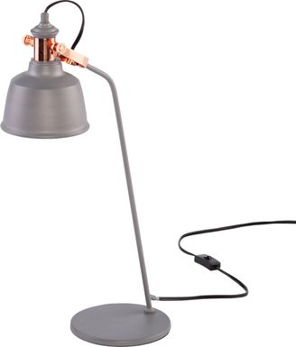Davant Gray Lamp