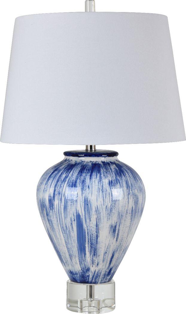 David Michael Blue Lamp