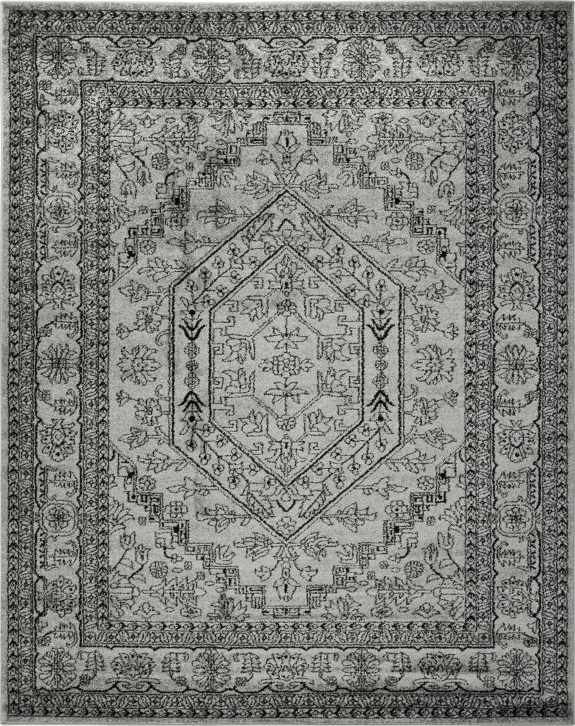 Daylee Silver 8' x 10' Rug