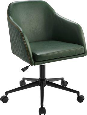 Daywalt Green Desk Chair